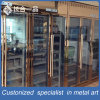 Vente en gros de meubles d'ameublement de luxe en acier inoxydable de luxe en céramique