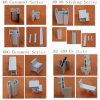 Высокого качества цены Китая профили PVC дешевого пластичные для окна и двери