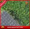 Pelouse artificielle d'herbe de décoration de maison et de jardin pour l'aménagement
