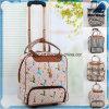 Speicher-Laufkatze-Gepäck-Koffer der kundenspezifischen Größen-Bw1-063 eleganter fahrbarer