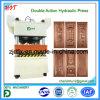 二重処置油圧出版物機械