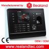 Realand biometrische Fingerabdruck-Zeit-Anwesenheits-Systeme mit freier Software