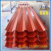 Grande ligne de couleur de paille chaîne de production à la machine d'argile de tuile de glaçure de Hongtai de production