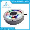 RGB 스테인리스 수중 LED 수영장 및 샘 빛
