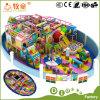 Patio/cabritos de interior a partir del 3 a 12 años del área de juego suave/trampolín/diapositivas/juguetes