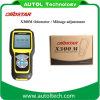 Ajuste em linha do odómetro da milhagem do carro da mudança do melhoramento e Obdii X300m Obdstar