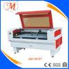 Máquina vermelha do laser Cutting&Engraving com 2 cabeças do laser (JM-1610T)