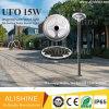 IP65 Waterproof luzes solares da parede do jardim do diodo emissor de luz com compatibilidade electrónica de RoHS do Ce