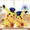 Het in het groot Stuk speelgoed Pikachu, het Stuk speelgoed van de Pluche Pikachu, Zacht van de Bevordering Stuk speelgoed Pikachu