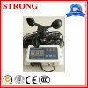 Anémomètre audible/visuel de DC12V/24V/AC220V d'alarme de vent pour la grue à tour