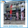 Stampa personalizzata della bandierina e bandiere di pubblicità da vendere