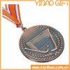銅の円形浮彫りの記念品(YB-HD-31)が付いているカスタム円形浮彫り亜鉛合金