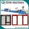 Máquina de madeira plástica da extrusão do perfil com alta qualidade e Efficience