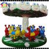 Matériel d'intérieur de jouet de cour de jeu de carrousel de stationnement de fourmis