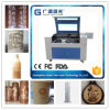 Estaca do laser da madeira de Guangzhou e máquina de gravura