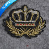 Correção de programa nova do bordado da coroa da forma para uniformes