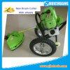 Cortador de escova novo do impulso da mão com rodas (HC430BC1)
