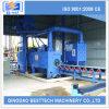 Qualitätssicherungs-Stahlrohr-Granaliengebläse-Maschine 100%