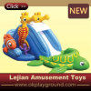 CE Adorable Large Outdoor Inflatable Slide con Pool (C1273-10)