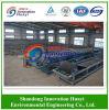 Klärschlamm stoppen nie - Phasen-Trennzeichen-Riemen-Filterpresse-/Riemen-Wasserbehandlung-Maschine
