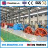 500堅いフレームの座礁ワイヤーおよびケーブルの生産ライン機械