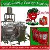 Tomatenkonzentrat-Ketschup-Soße-Marmelade Mayonese Verpackungsmaschine