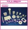 Parti di ceramica dell'allumina su ordine