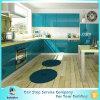 Lack oder UVküche-Schrank, Melamin-Karkasse-Küche-Entwurf, australische Standardküche