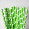 Сторновки бумаги печатание сердца зеленого цвета на день Valentine