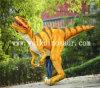 Костюм динозавра парка атракционов взрослый реалистический