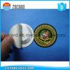 RFID 금속 레이블이 공장에 의하여 반대로 금속 13.56 MHz NFC 표를 붙인다