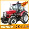 Ytoエンジンを搭載する熱い販売の農業のトラクター100HP 4WD