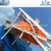 Solas Aprobado Fibra de vidrio de caída libre del bote salvavidas / Free Fall Life Boat