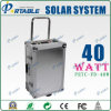 generatore portatile di energia di uso della casa del sistema solare 40W (PETC-FD-40W)