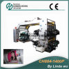 Machine d'impression flexographique de 4 couleurs (CH884-1400P)