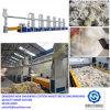 Macchina di lavoro a maglia chiusa totale 2016 di riciclaggio dei rifiuti del fabbricato del denim del cotone di prezzi di fabbrica