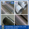 Filtro para pozos del agua del acero inoxidable 316 con el protector de cuerdas de rosca para el pozo de petróleo