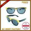 F6852 Glas van de Zon van de Zonnebril van de Kwaliteit het Goedkope Promotie Gehele