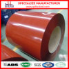 Покрынный цвет PPGI гальванизировал Prepainted стальную катушку