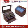 Drawer Ww-8067A를 가진 2 회전 장치 High Quality Watch Winder
