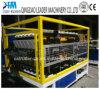 1050 mm de plástico de PVC de bambú Hoja de techo máquina de extrusión