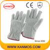 Корова Сплит кожа Личная безопасность водителя Рабочие перчатки (11204)