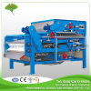 Filtre-presse pour le traitement d'eaux d'égout