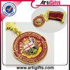 Insignia impresa modificada para requisitos particulares con el Pin estupendo del imán
