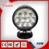 Diodo emissor de luz Bright Working Light do diodo emissor de luz Truck Work Lights 42W para Todo General Cars