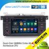Visión reproductor de DVD DAB+ del coche del androide 5.1 de Imageerisin un Es3062b más grande 7  para BMW E46