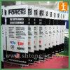 Meilleur Price Retractable Roll vers le haut de Banner Stand pour Advertizing (TJ-005)