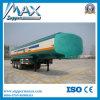 De la Chine du constructeur 3 d'axe de réservoir de stockage de pétrole bas de page de réservoir de stockage de pétrole de Trialer semi