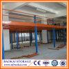 Pavimento di mezzanine rapido del sistema della cremagliera del magazzino dell'installazione