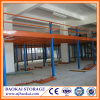 Quick Installation Warehouse Rack System Mezzanine Floor